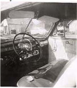 '47 Ford Dash