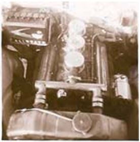 '47 Ford Engine