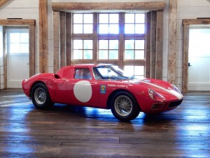 1964-66 Ferrari 250LM was a Le Mans winner