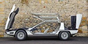 Bertone's Lamborghini Marzal concept from 1967