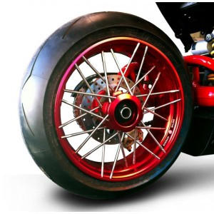 Borrani M-Ray for single sided swing arm motorcycles