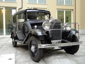 Fiat 508 Balilla first launched in 1932