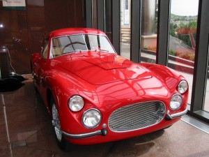 Fiat 8V from 1952 could top 200 kmh