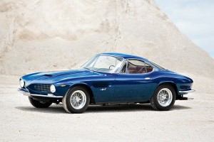 In 1962, Bertone showed this Ferrari 250GT SWB Berlinetta Speciale