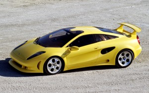 1995 Lamborghini Cala Concept Italdesign top car rating and specifications