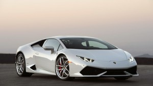 Lamborghini Huracan LP610-4 was new in 2015