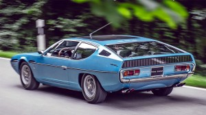 Lamborghini's 4-seat Espada ran for a decade from 1968 to 1978
