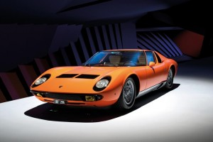 Lamborhini changed the face of supercars when it launched the Miura in 1966