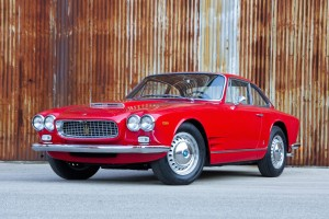 Maserati built the Sebring from 1962 to 1968