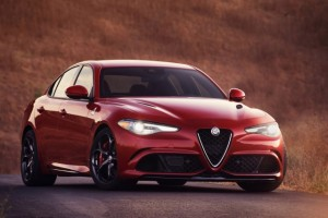 New for 2016 Alfa Romeo Giulia saloon - range-topper boasts over 500hp