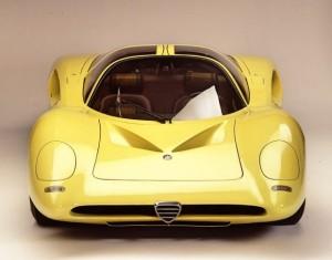 Pininfarina Alfa 33 concept from 1969