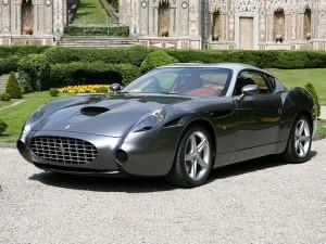 Zagato built just six Ferrari 575GTZ models in 2006
